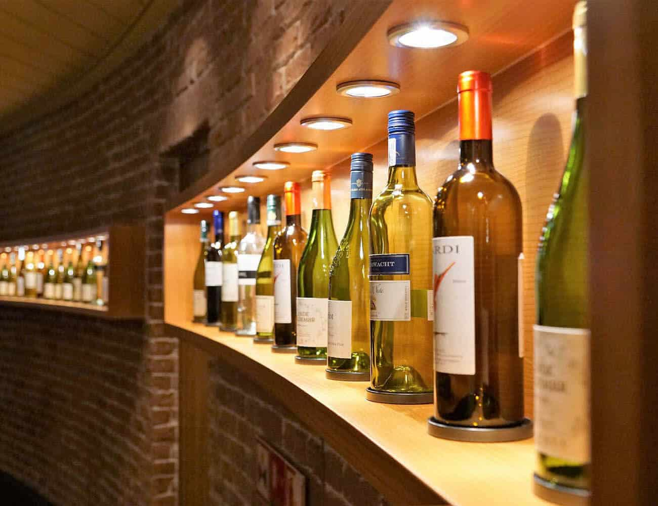 Wine and spirits disappoint on sales
