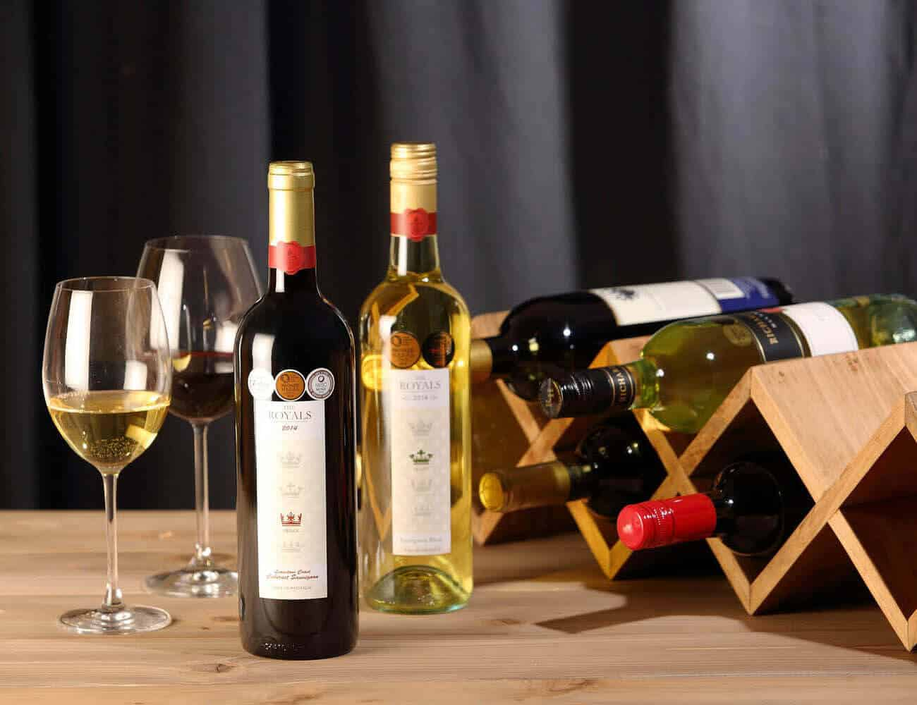 How to set your annual wine budget?