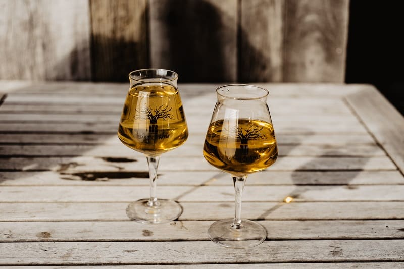 Cider vs Wine comparisons