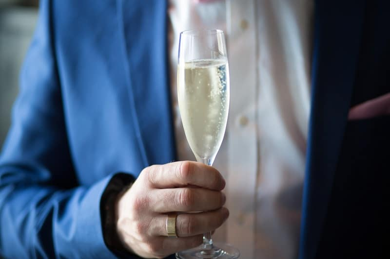 Considering the Levels of Sweetness in Champagne