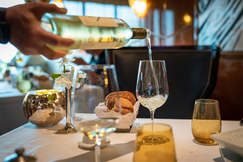 Food Pairing for Chardonnay