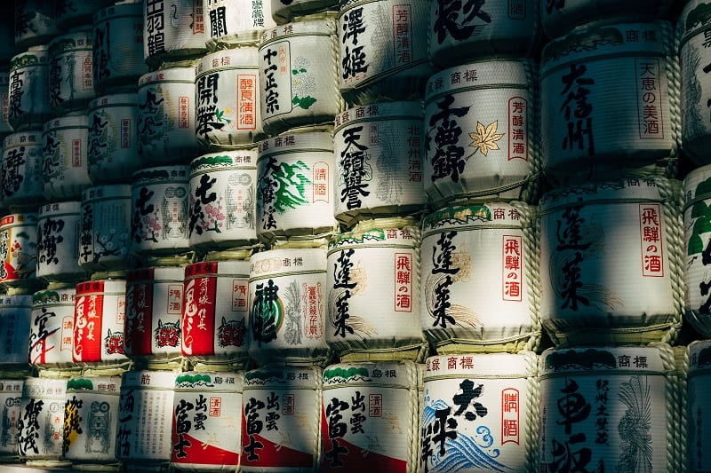 Japanese Sake and Wine - The Difference