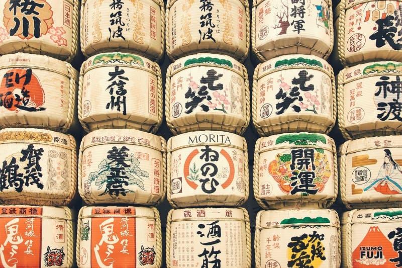 comparison between sake vs wine