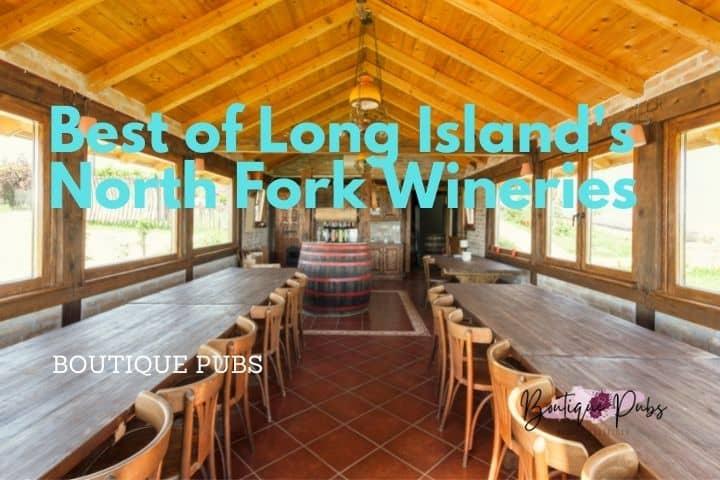 Best of Long Islands North Fork Vineries