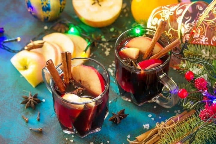 Best Wines that can be added to Mulled Wine