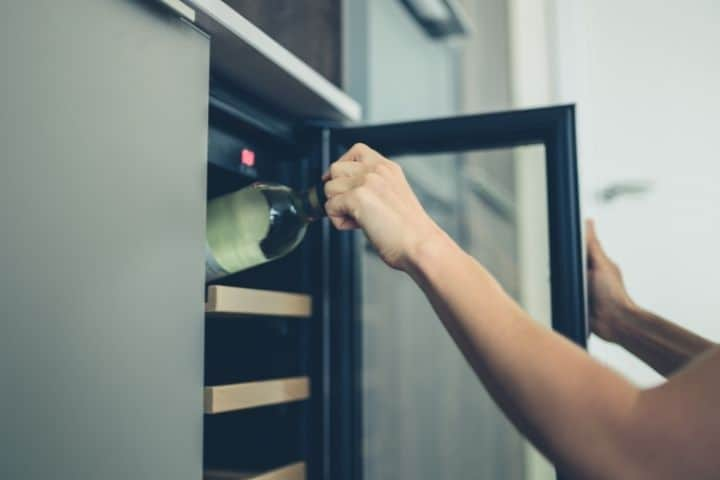 Types of Under Counter Wine Coolers