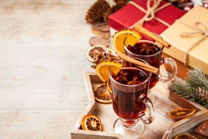 What is Mulled wine