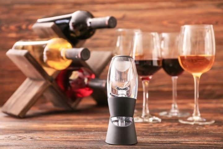 Wine Aerating Necessary